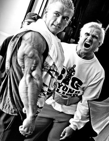 triceps lee priest