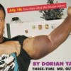 dorian yates odtrhnuty biceps