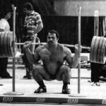Bulharský silovo objemový tréning