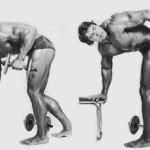 Tricepsové extenzie kick-back