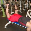 tlaky s jednoručkami horná pozícia