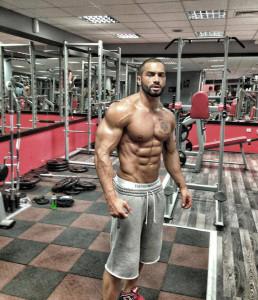 lazar angelov postava trening strava dieta