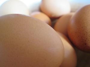 vajcia chudnutie