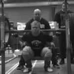 4 týždňový silovo-objemový tréning na nohy