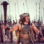 The Rock Treningový plán pre film Herkules