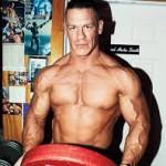 John Cena tréningový plan