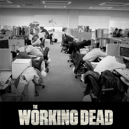 pracovna unava