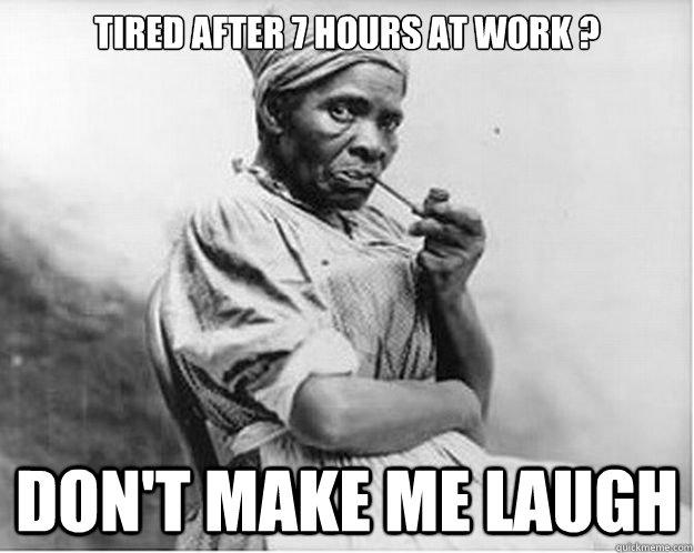 unava z prace