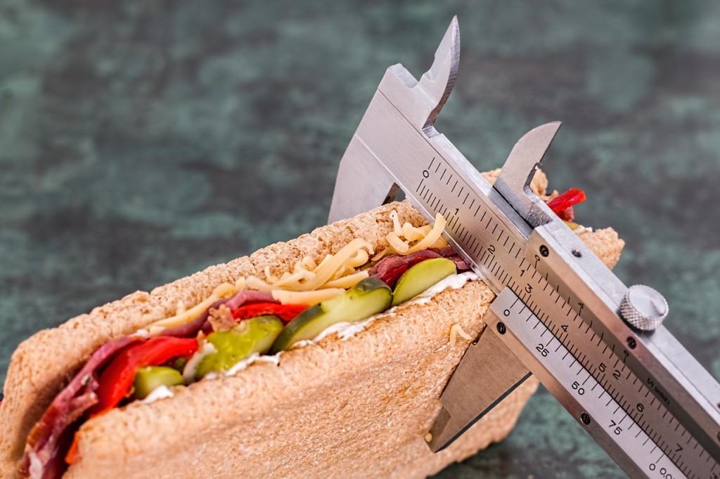pocitanie kalorií pre chudnutie