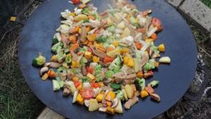 seitan priprava jedla