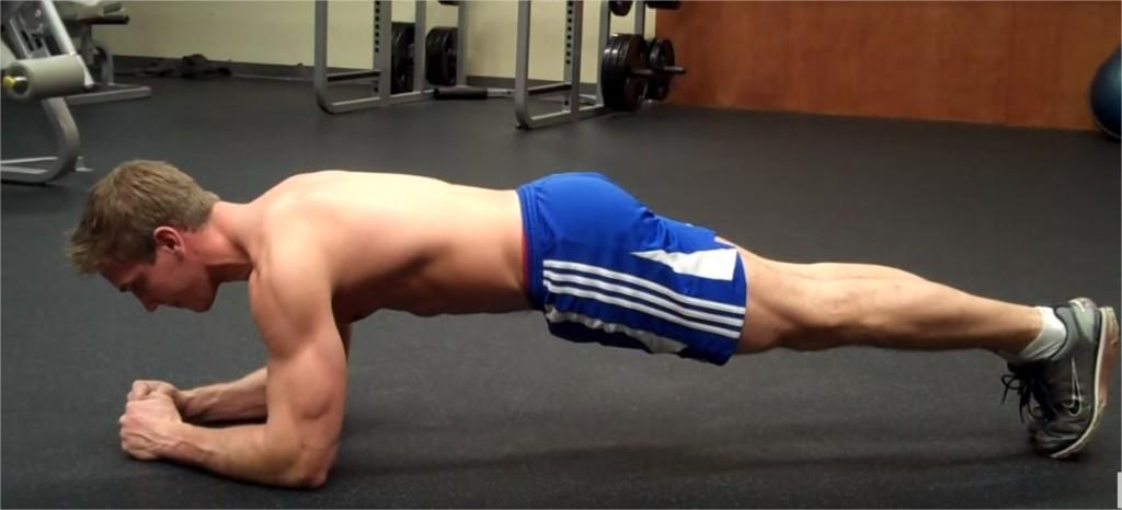 cvik plank ako cvičit