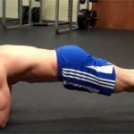 Plank a jeho variácie pre pevné brucho