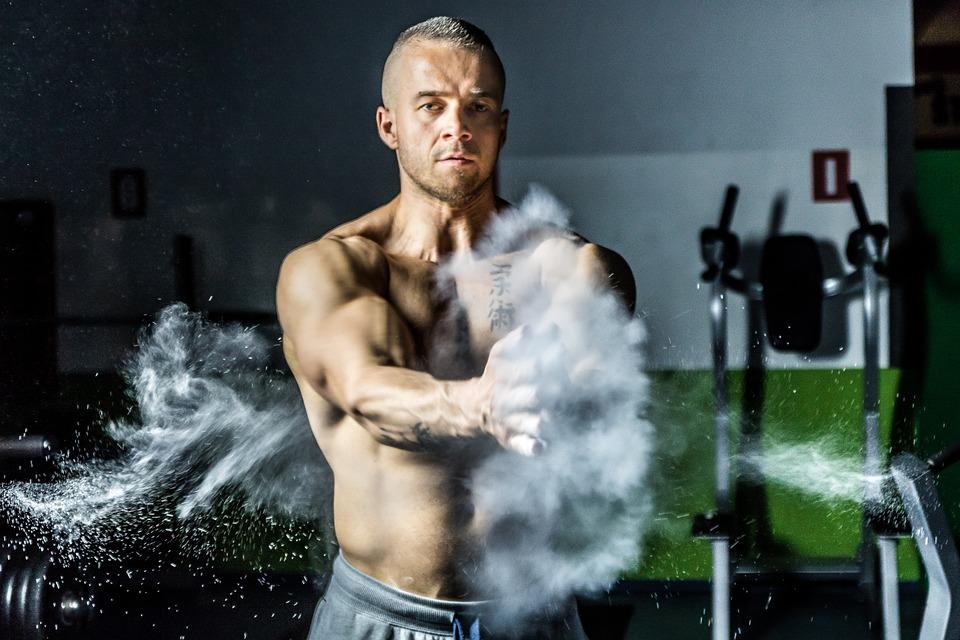 objemový tréning pre rast svalov