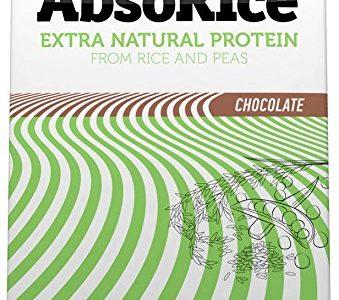 Absorice ryžovo-hrachový proteín pre vegánov recenzia