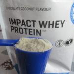 Myprotein Impact Whey protein recenzia a skúsenosti