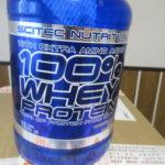 Scitec 100% recenzia srvátkového proteínu