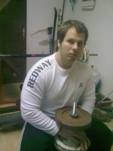 tricepsový tlak