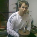 Tricepsový tlak s jednoručkou