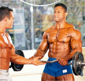 biceps nadhmatom