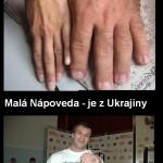 Koho je to ruka ?