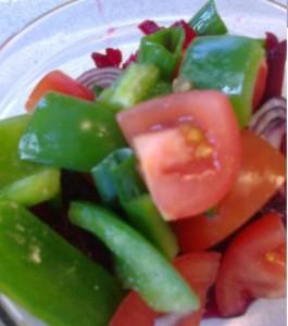 potraviny chudnutie bez diety zelenina