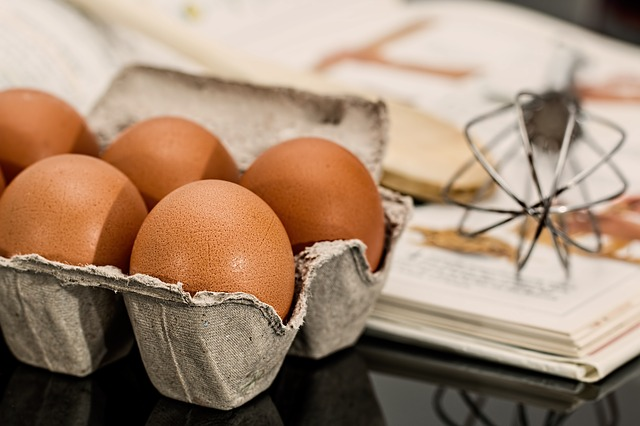 vajcia protein bielkoviny